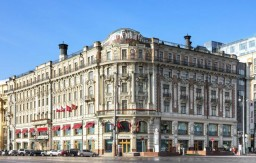 National Hotel, Moskau.